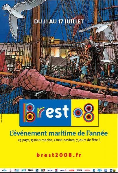 BREST 2008 l'événement de l'année